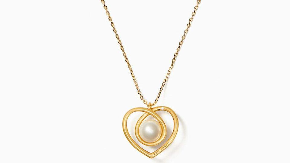 Keep this necklace close to your heart.