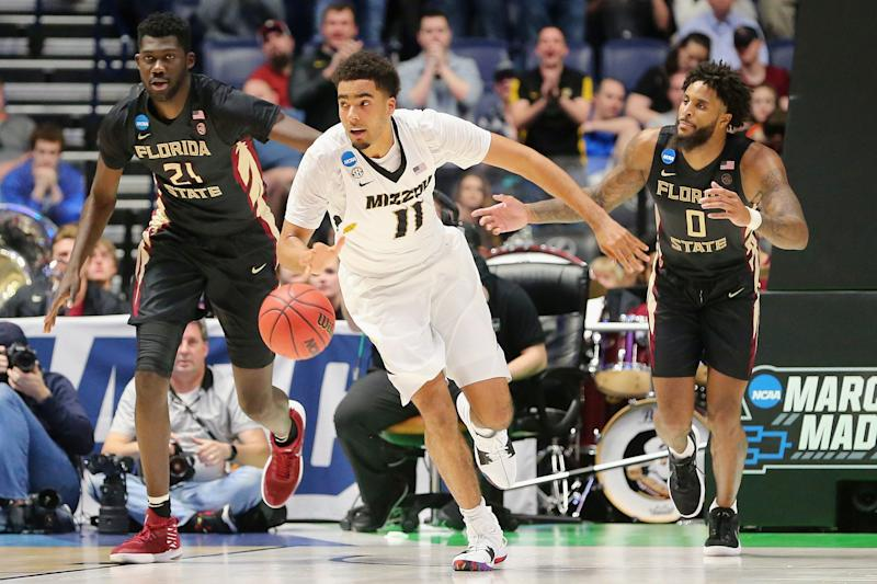 Mizzou's Jontay Porter re-tears ACL