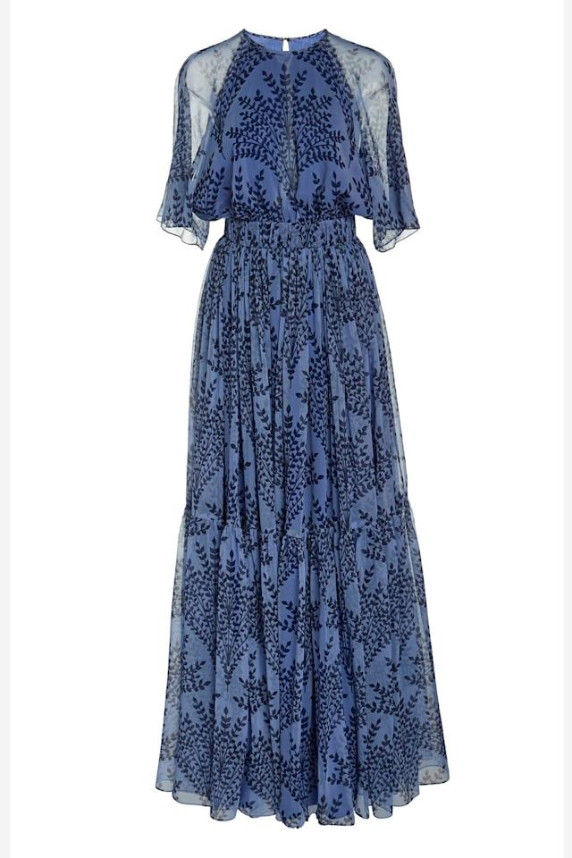 "<p><a class=""body-btn-link"" href=""https://www.modaoperandi.com/carolina-herrera-fw19/floral-printed-silk-chiffon-short-sleeve-gown"" target=""_blank"">SHOP NOW </a></p><p>Meghan knows the power of a printed statement dress; she wore a bespoke version of this during her recent <a href=""https://www.harpersbazaar.com/uk/celebrities/news/a26491435/duke-duchess-sussex-morocco-royal-tour/"" target=""_blank"">royal tour of Morocco</a>. </p><p><em>Dress, £3,222, Carolina Herrera at <a href=""https://www.modaoperandi.com/carolina-herrera-fw19/floral-printed-silk-chiffon-short-sleeve-gown"" target=""_blank"">Moda Operandi</a></em><a href=""https://www.harpersbazaar.com/uk/fashion/fashion-news/a23457682/meghan-markle-black-givenchy-dress/"" target=""_blank""></a><br></p>"