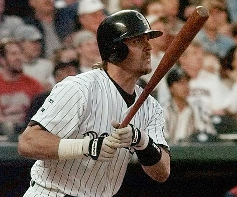 Former Expos and Rockies star Larry Walker is running out of time on the Hall of Fame ballot. (AP)