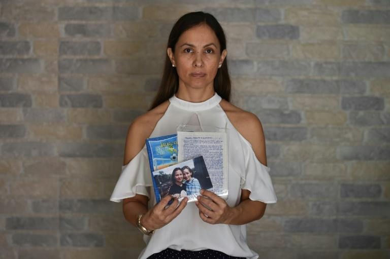 Adriana Tafur was 20 when she was kidnapped by ELN guerrillas in May 1999 as she attended Sunday mass in the city of Cali