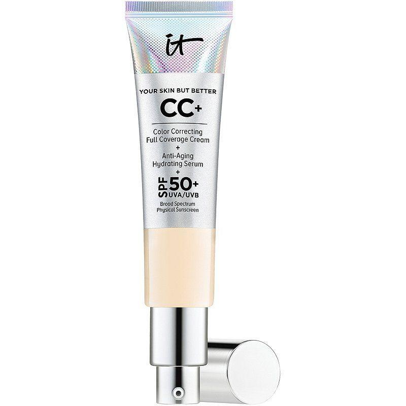 """<p><strong>Last year's deal: </strong>Take 20% off site-wide, and be sure to stock up on favorites like the <a href=""""https://www.itcosmetics.com/makeup/face-makeup/foundation/cc-cream-with-spf-50/ITC_0008.html"""" rel=""""nofollow noopener"""" target=""""_blank"""" data-ylk=""""slk:CC+ Cream with SPF 50+"""" class=""""link rapid-noclick-resp"""">CC+ Cream with SPF 50+</a> or the <a href=""""https://www.itcosmetics.com/skincare/skincare-products/moisturizer/confidence-in-your-beauty-sleep-night-cream/ITC_852.html"""" rel=""""nofollow noopener"""" target=""""_blank"""" data-ylk=""""slk:Confidence In Your Beauty Sleep Night Cream"""" class=""""link rapid-noclick-resp"""">Confidence In Your Beauty Sleep Night Cream</a>.</p><p><a href=""""https://www.itcosmetics.com/"""" rel=""""nofollow noopener"""" target=""""_blank"""" data-ylk=""""slk:It Cosmetics"""" class=""""link rapid-noclick-resp""""><strong>It Cosmetics</strong></a> <a class=""""link rapid-noclick-resp"""" href=""""https://go.redirectingat.com?id=74968X1596630&url=https%3A%2F%2Fwww.itcosmetics.com%2F&sref=https%3A%2F%2Fwww.redbookmag.com%2Fbeauty%2Fg34669325%2Fblack-friday-cyber-monday-beauty-deals-2020%2F"""" rel=""""nofollow noopener"""" target=""""_blank"""" data-ylk=""""slk:SHOP"""">SHOP</a></p>"""