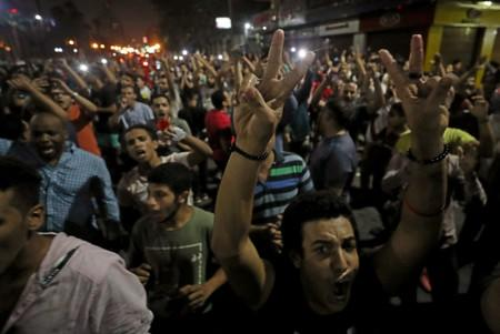 Egypt on edge after first anti-Sisi protest for years