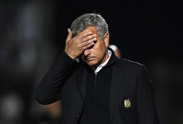 It has been a combustible start to the season for Man United