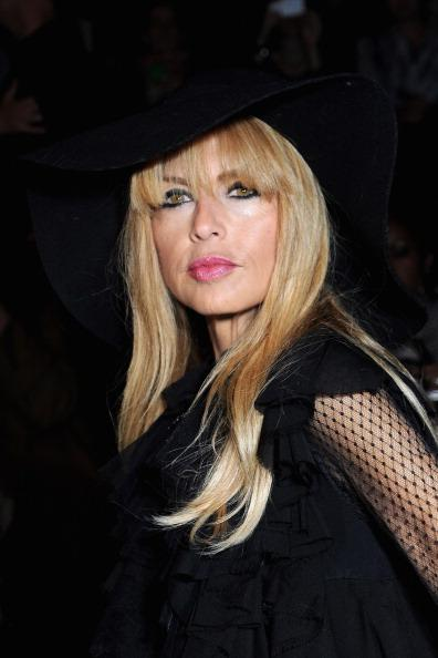 PARIS, FRANCE - OCTOBER 03:  Rachel Zoe attends the Elie Saab  Spring/Summer 2013 show as part of Paris Fashion Week at Espace Ephemere Tuileries on October 3, 2012 in Paris, France.  (Photo by Pascal Le Segretain/Getty Images)