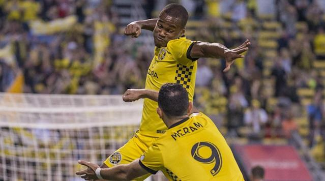 A round up of Saturday's MLS action: