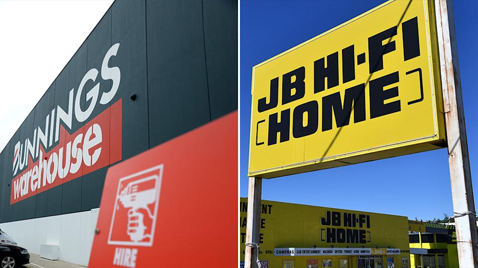 The doorbells were sold online and at several major retailers across Australia including Bunnings Warehouse and JB Hi-Fi. Source: Getty Images/AAP