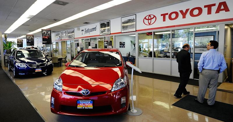 Toyota and Mazda plan to build $1.6 billion US plant in joint venture