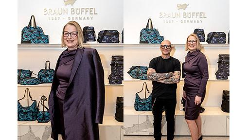 Get To Know the First Female Owner of Leading Luxury Brand Braun Büffel