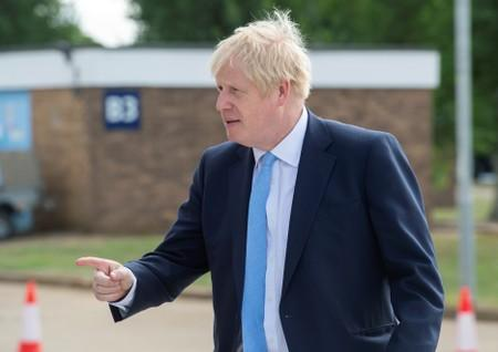 UK PM Johnson orders sentencing review for dangerous offenders