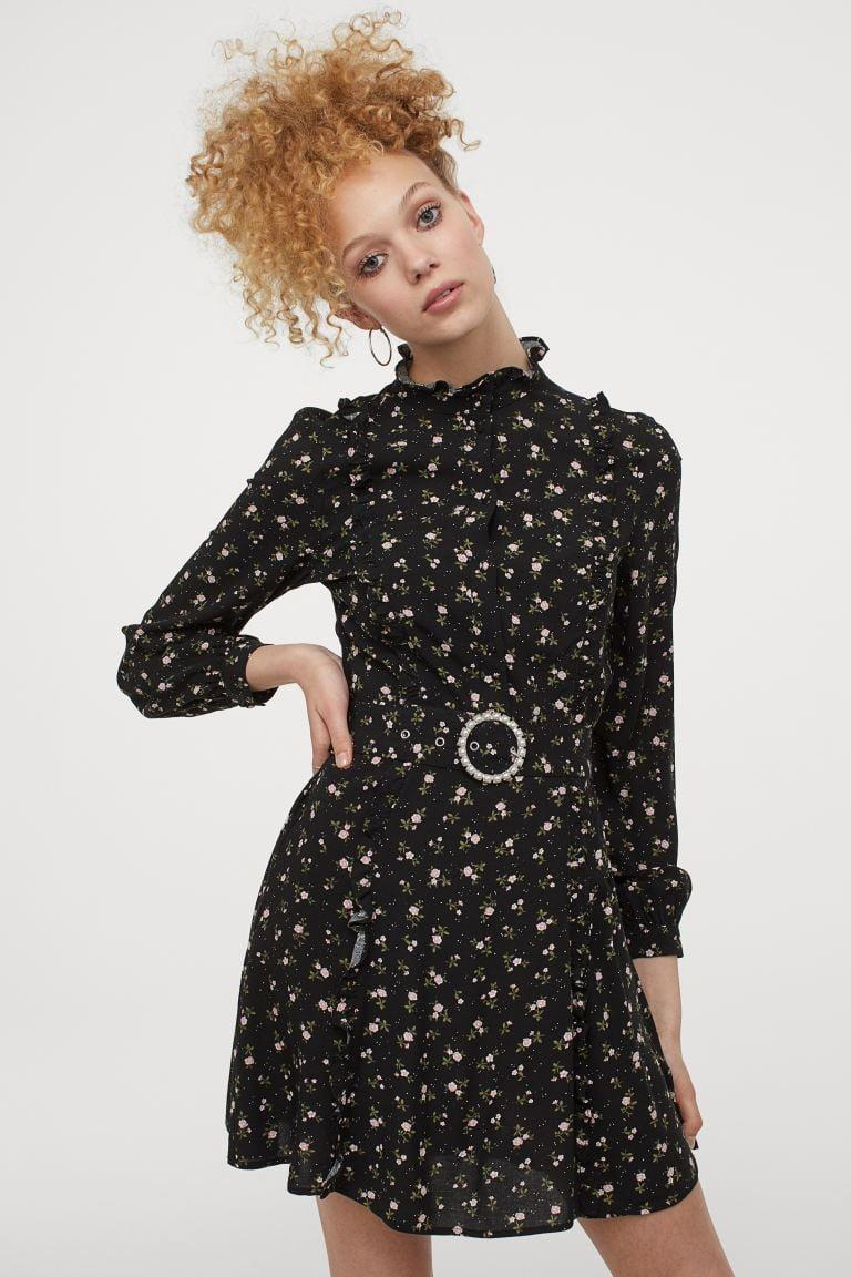 <p>We love the buckle detail of this <span>Belted Dress</span> ($35).</p>
