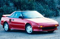 <p>The Toyota MR2 went on sale in 1985, a year after the Pontiac Fiero. On paper, the two appear to have a lot in common. They both had a mid-mounted four-cylinder engine, two seats, and an affordable price. But the MR2 was a joy from the outset. Development would improve the Fiero, but the MR2 came out of the box great.</p>