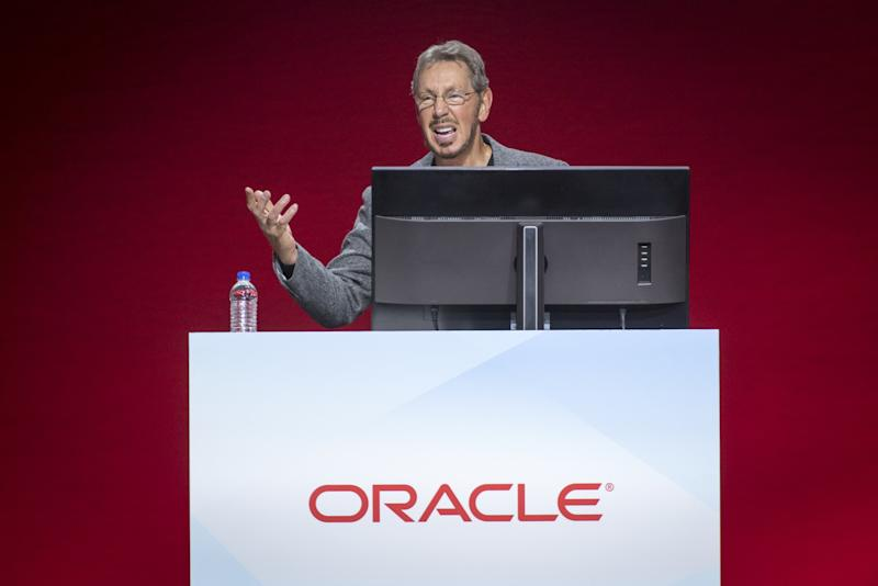 Oracle Short Sellers Scramble for Exits Ahead of Earnings Report