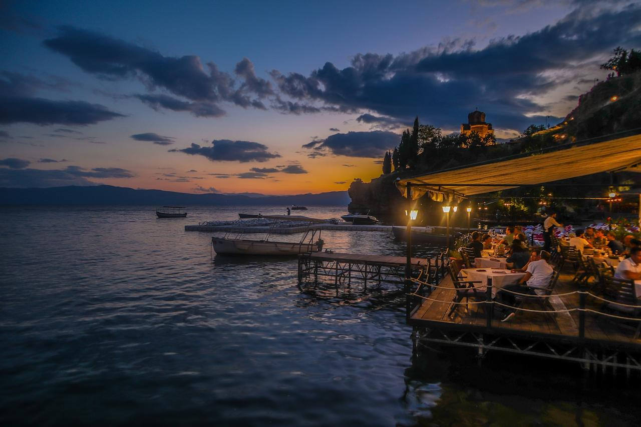 <p>With a 23 per cent jump in tourist arrivals from approx 510,000 to 631,000 from 2016 to 2017, the Republic of Macedonia ranked at number 10 of the fastest growing tourist destinations in the world.<br />Photograph: Ljupco Dzambazovsk/Pexels </p>