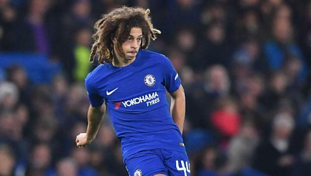 <p>Formerly of Exeter City, Ethan Ampadu emerged on the scene at Chelsea towards the closing stages of 2017 and will hope that 2018 will offer even more first-team opportunities.</p> <br><p>Already a full Wales international, the 17-year-old defensive midfielder/centre-back has 10 minutes of Premier League football under his belt so far, as well as starting twice in the Carabao Cup. </p>
