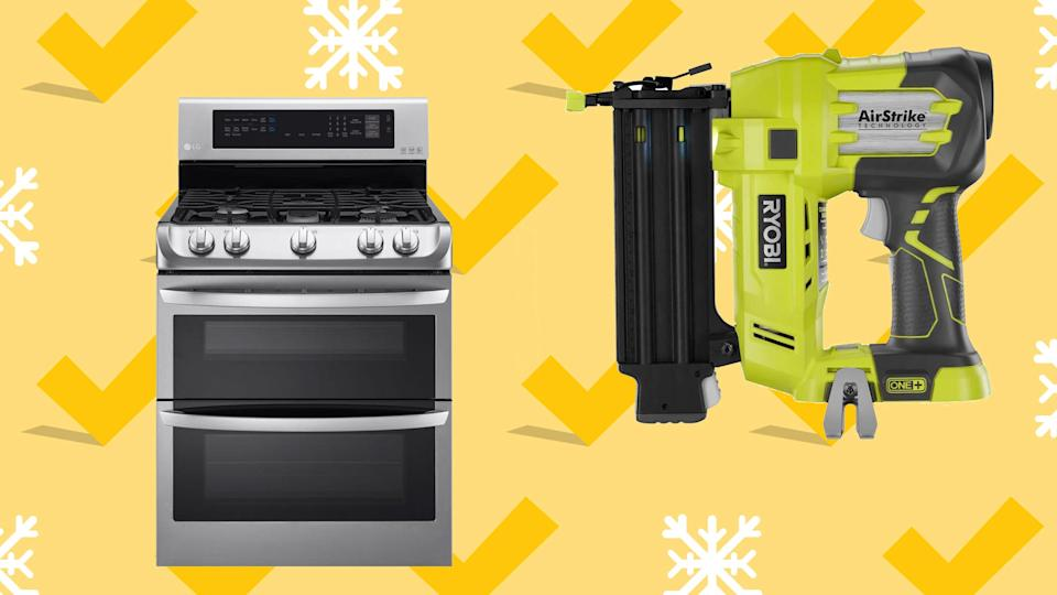 Save on dishwashers, washers and dryers, and other appliances at The Home Depot.