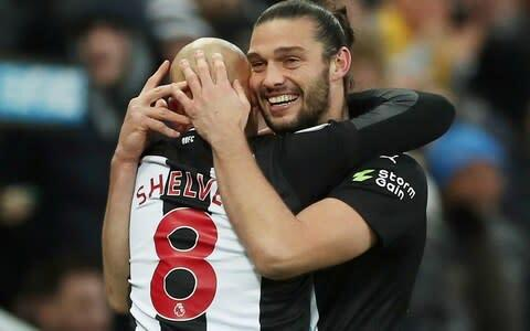<span>Newcastle are safely embedded in mid-table after a slow start to the season</span> <span>Credit: Reuters </span>