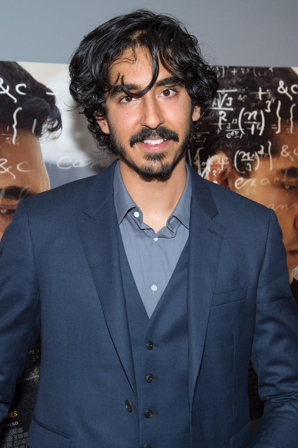 The British-Indian actor made a smash on the big screen with his award-winning film <em>Slumdog Millionaire</em>. Dev strongly followed up with his starring roles in <em>The Last Airbender</em>, <em>The Second Best Exotic Marigold Hotel</em>, and <em>Lion</em>, which earned him a nomination for the Academy Award for Best Supporting Actor.