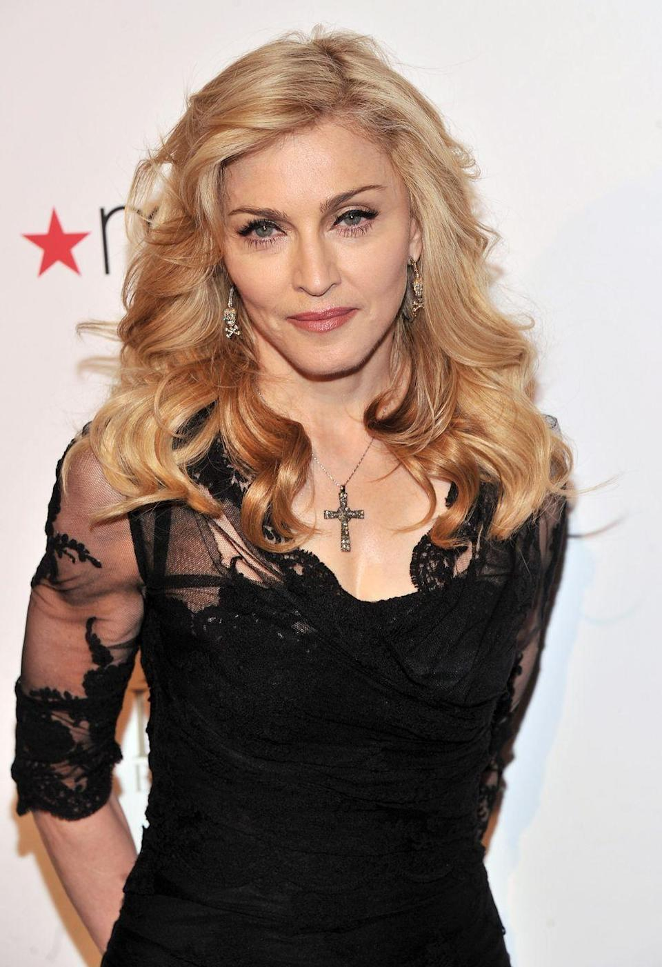 """<p>Madonna has definitely had a memorable career, but the first stranger who probably really remembers Madonna is a customer who encountered the Queen of Pop at Dunkin' Doughnuts. </p><p>The Grammy winner reportedly worked there before becoming an international icon—but, according to <a href=""""https://www.facebook.com/cnbc/posts/madonna-was-fired-from-dunkin-donuts-for-squirting-jelly-at-a-customer/10156719983849369/"""" rel=""""nofollow noopener"""" target=""""_blank"""" data-ylk=""""slk:CNBC"""" class=""""link rapid-noclick-resp"""">CNBC</a>, she was fired for squirting jelly at a customer. </p>"""