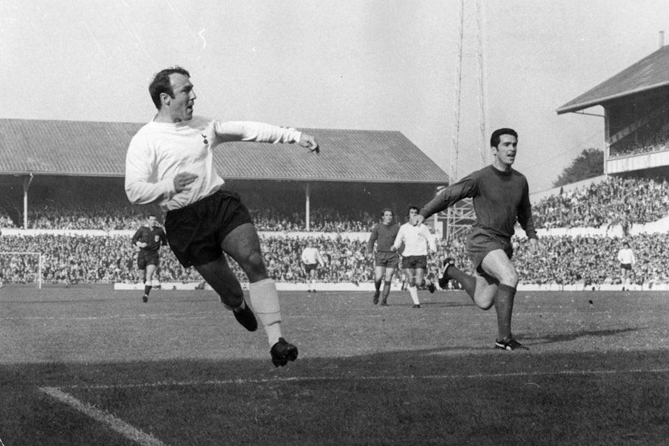 Jimmy Greaves is Tottenham's all-time record goalscorer  (Getty Images)