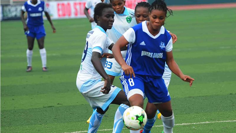 Rivers Angels' Okon out for revenge against Nasarawa Amazons