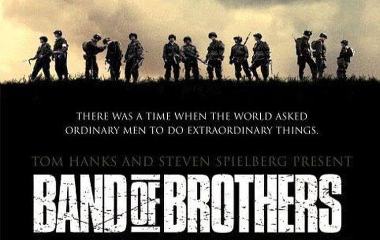 Band of Brothers fue una reconocida serie de Tom Hanks y Steven Spielberg