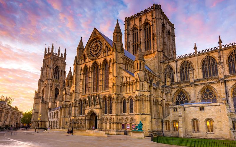 The walled city of York, with the 13th-century Gothic cathedral at its centre, is an ancient city with plenty of contemporary elements to sit alongside the history - Chris Hepburn