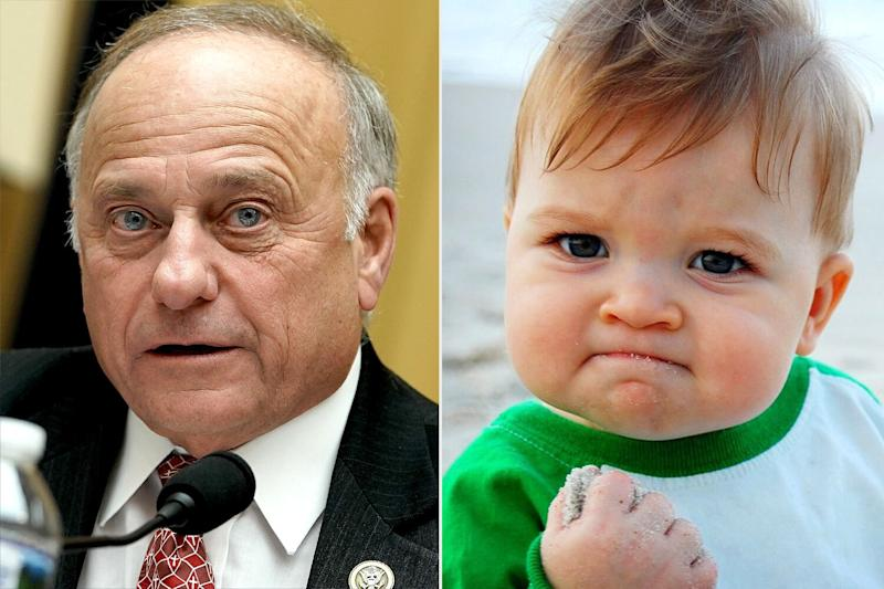 Mom Behind Viral 'Success Kid' Meme Threatens to Sue Congressman Who Used the Photo to Fundraise