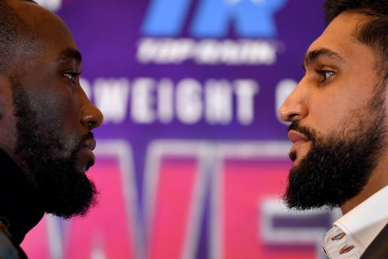 Terence Crawford vs Amir Khan: Brit reveals how he plans to win WBO title
