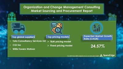Organization and Change Management Consulting Market Procurement Research Report