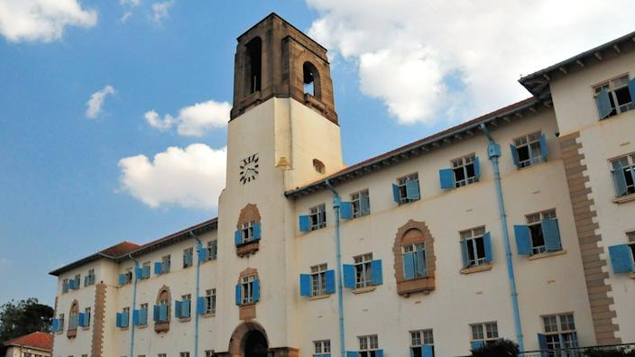 """The construction of the """"Ivory Tower"""" building began in the 1930s and was completed in 1941"""