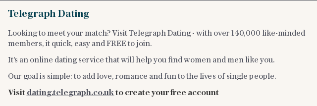 Telegraph Dating