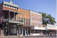 <p>The most popular area of this southern town is the courthouse square, which is full of historic buildings and shopping, including the Canton Flea Market. At night, escape to the east side, which is filled with adorable B&Bs.</p>