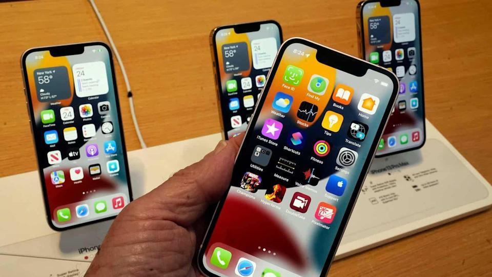 Why is Apple cutting down iPhone 13 productions?