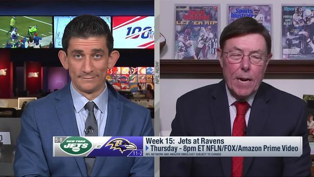 NFL Network's Charley Casserly's keys to a Jets win over Ravens.