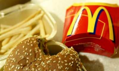 McDonald's French HQ Raided In Tax Fraud Probe