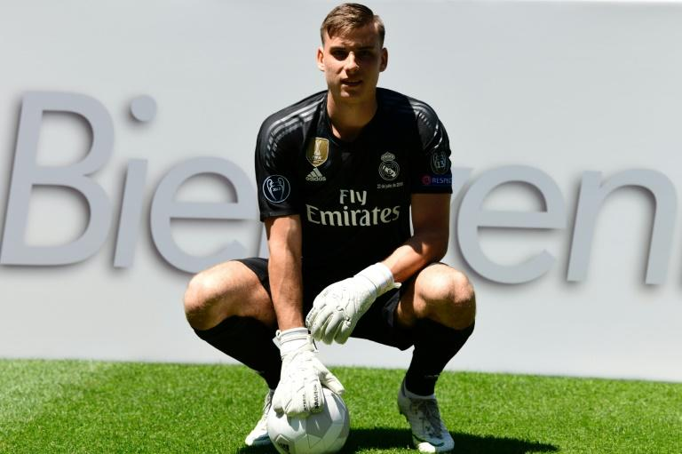 Madrid's Lunin among new Ukraine Covid-19 cases ahead of France friendly