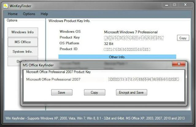 Best product key finders: How to find that missing software