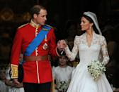 Prince William and his wife Kate are among the most popular royals 10 years after their marriage