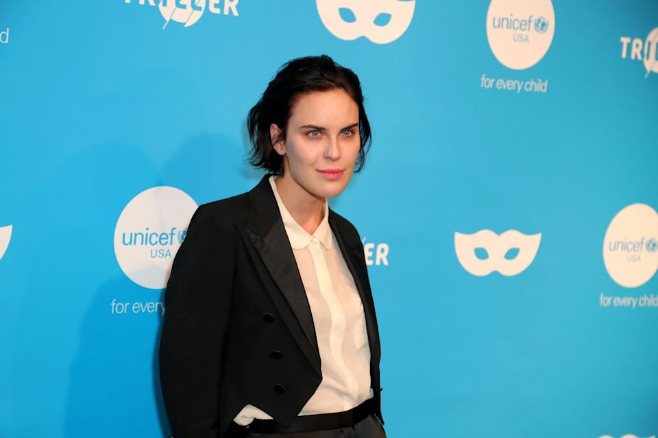 Tallulah Willis is sharing an Instagram photo to make a point about wellbeing. (Photo: Leon Bennett/WireImage)