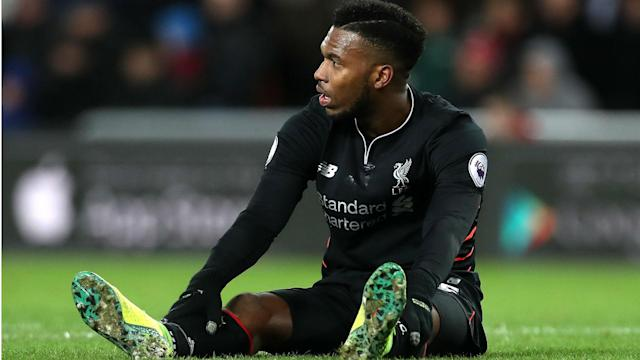 Linked with a move away from Liverpool, Daniel Sturridge was praised by West Ham manager Slaven Bilic.