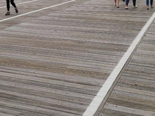 Ocean City officials are looking into ways to reduce litter of the beaches and boardwalk.
