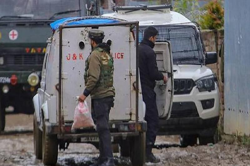 4 Terrorists Killed in Gunfight With Security Forces in J&K's Kulgam