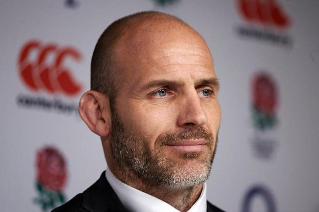 England rugby union Defence Coach Paul Gustard helped Eddie Jones guide England to two Six Nations titles in his first two seasons in charge (AFP Photo/NIKLAS HALLE'N)