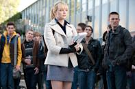 """Emma Stone in Columbia Pictures' """"The Amazing Spider-Man"""" - 2012"""