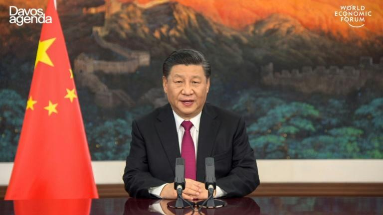 Chinese President Xi Jinping addressed the World Economic Forum and warned against the potential for global division
