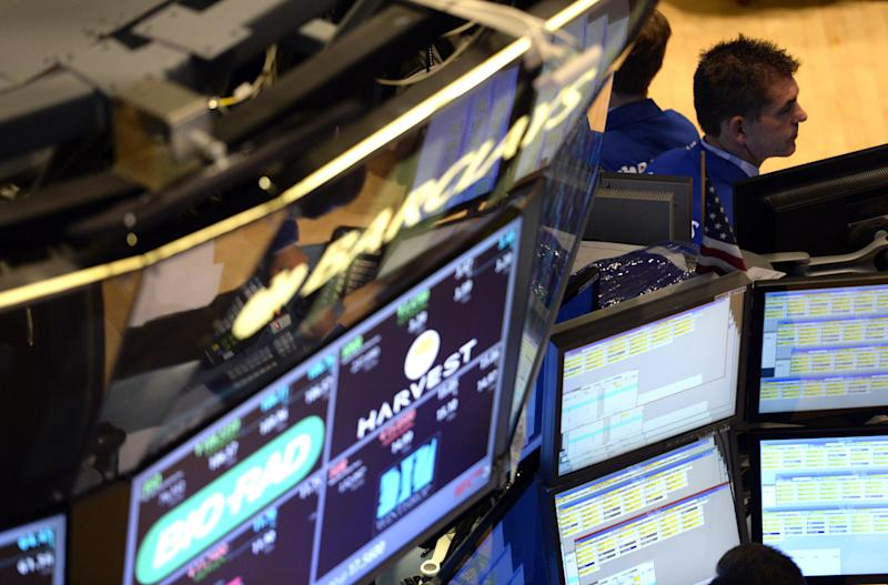 Five minutes into trade, the Dow Jones Industrial Average stood at 17,811.92, down a scant 3.02 point