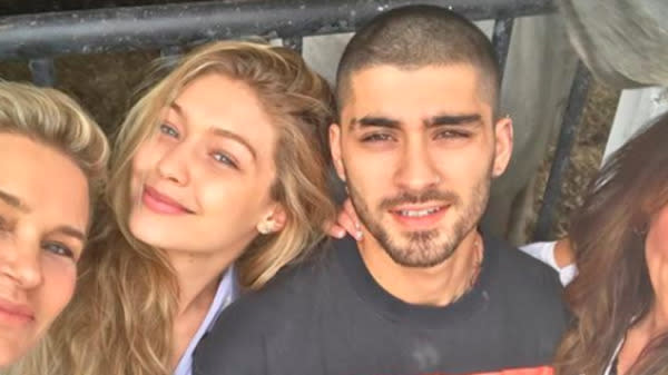 Gigi Hadid And Zayn Malik Adorably Spent Eid Al-Adha With Their Moms