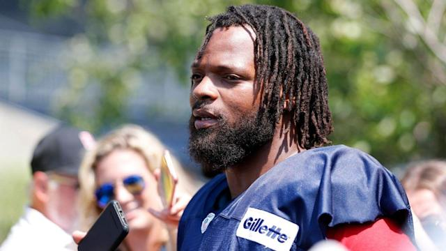 Michael Bennett, in 11th season, experiences new formation