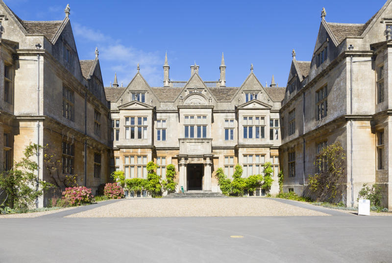 Corsham Court, Corsham, Wiltshire, England, UK. Photo: Geography Photos/Universal Images Group via Getty Images